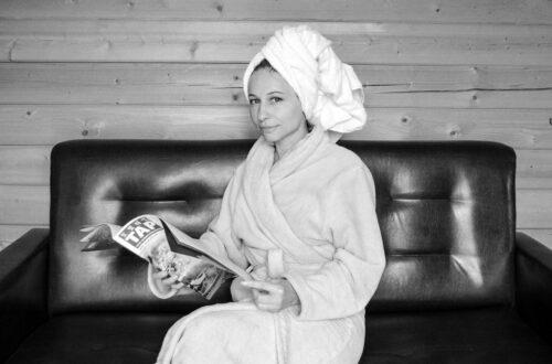 Haare waschen und Duschen - Haar- und Körperpflege leicht gemacht